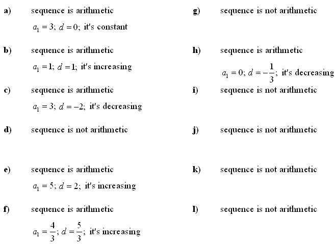Arithmetic Sequence Worksheet Finding The Nth Term With Images