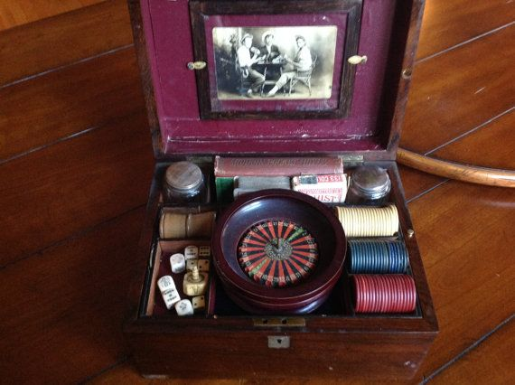 1800 gambling kit