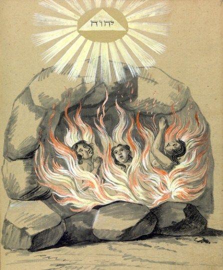 Se cree que este libro data del siglo XVIII, sus ilustraciones del ocultismo parecen ser el último intento de las personas de la fe por causar temor