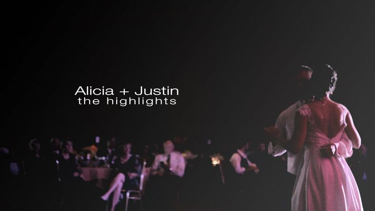 Alicia + Justin - Wedding Film Highlights - Iowa City Wedding Videographer