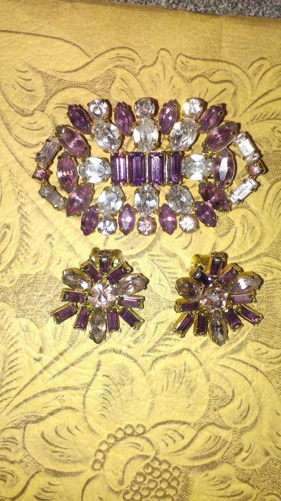 HALF PRICE SALE Antique Julianna Purple Pink by ArtsyMysticDesigns, $34.98