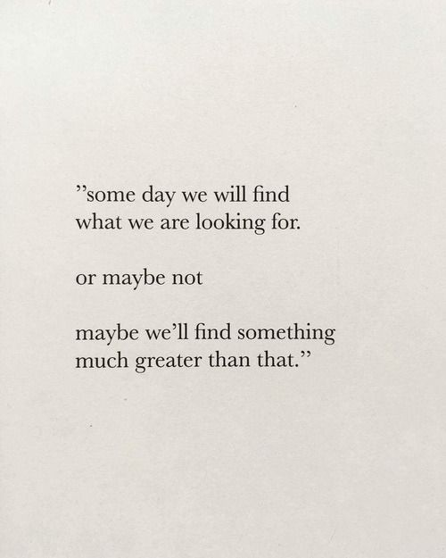 Someday... i just love that in life, there's almost always 'hope' ♥️