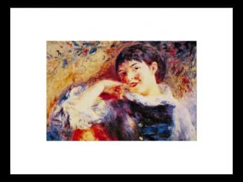Bits de obras de arte de Renoir en español