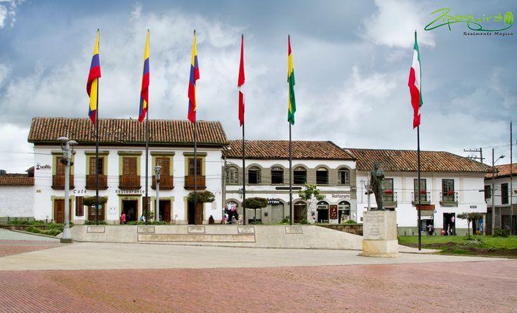 ¿Ya visitaste #Zipaquirá?, cuéntanos tu experiencia en esta bella ciudad. #Colombia #Zipaquiráturística #larespuestaesCOlombia