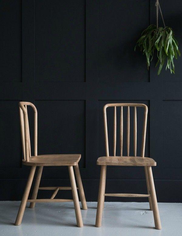 dc09 chair inoda sveje design studio via iain claridge see more nordic wooden dining chairs