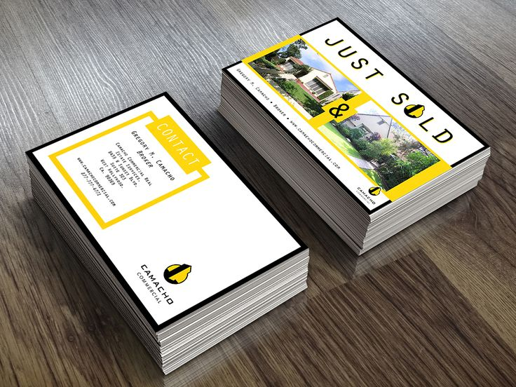 Graphic Design by Claire Joines for Real Estate Company Needs a Just Sold Flyer for 2 Residential Income Properties - Design #3460777