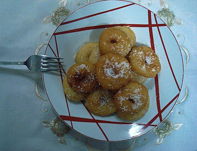 Fotini's cooking: Ο αφαλός της χανούμισας / Kadin Gobegi