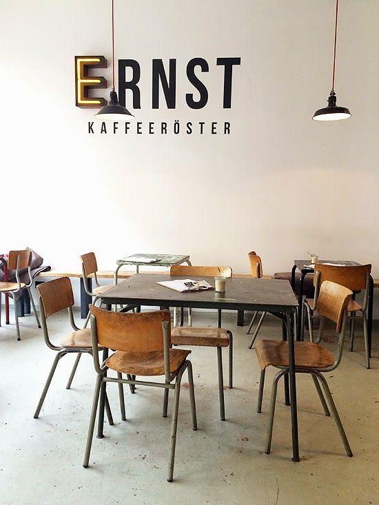köln   die kaffeerösterei ernst #köln #cafè #23qmstil
