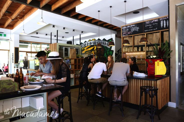 The Cupping Room, Canberra | The Macadames