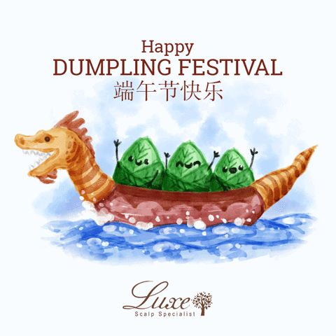 Wishes All A Happy Dumpling Festival!