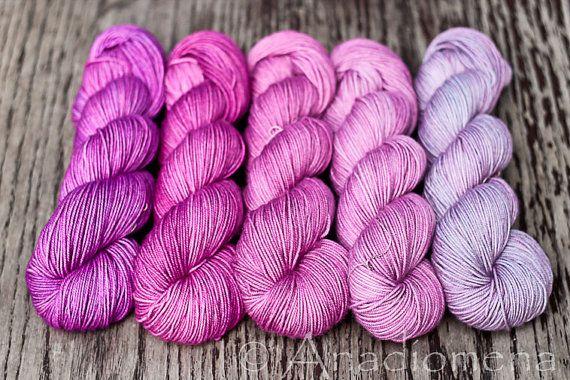 Sporty - Valentino Gradient - Colour Adventures (fibers: superwash merino)