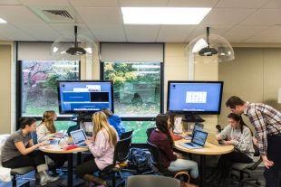 Collaborative Classroom at Saint Joseph's University. http://www.sju.edu/news-events/news/communication-studies-adds-high-tech-collaborative-classroom-campus
