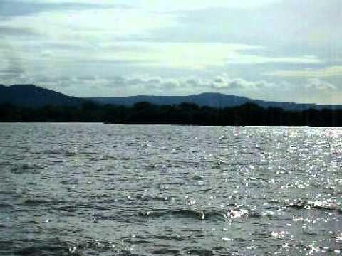 Paseo por el lago Nicaragua