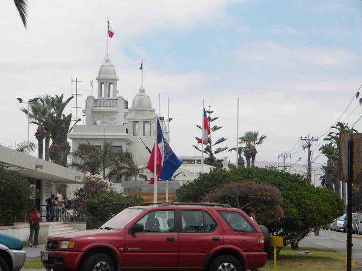Plaza de Armas, Arica