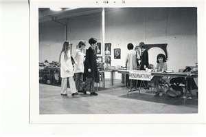 Vintage photo of the Tulsa Flea Market! Love it!
