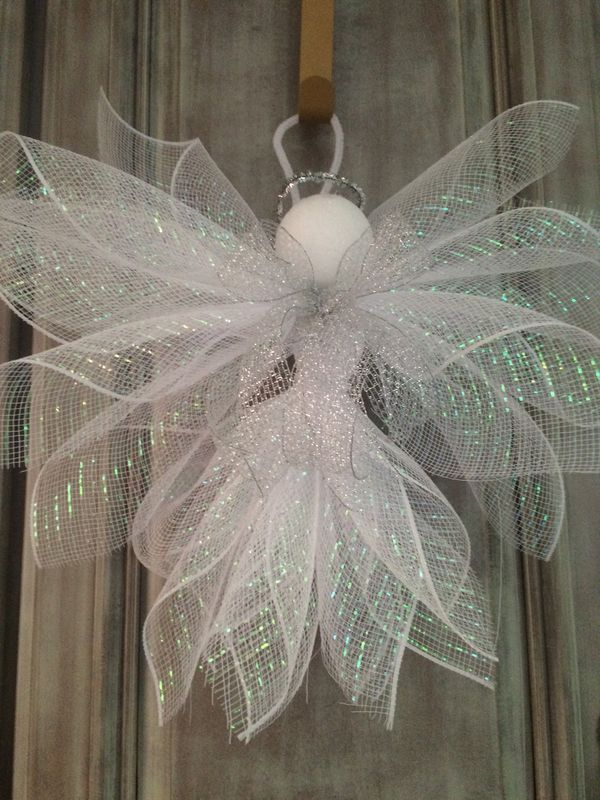 Angel Hanger Craft