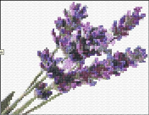 22 best Free Charts Lavendar images on Pinterest | Embroidery ...
