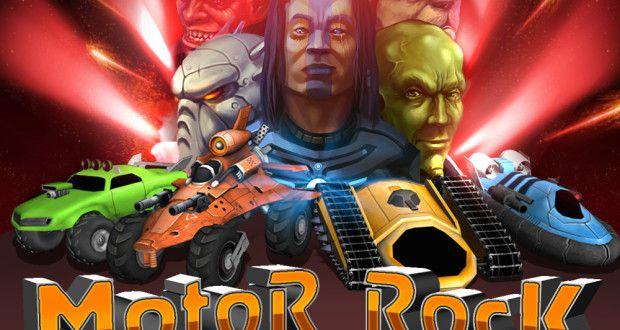 Motor Rock (Rock & Roll Racing 3D) na Steam Greenligth