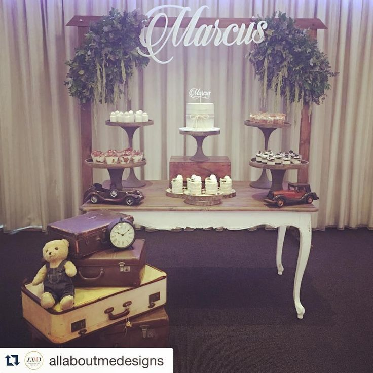#Repost @allaboutmedesigns ・・・ Wow! What a day! Today we christened my gorgeous baby boy...we had an amazing day filled with so much love and happiness!  Thankyou to all the amazing vendors that helped me to style this set up for my son :) means so much!  Styling & Foam name by me! @allaboutmedesigns  Amazing Reception @novella_events Mini desserts by @sweets_withlove  Props by @sweetheavenlyeventshire  Mini naked cakes by @indulgecupcakes_sydney  Beautiful greenery by @flowerco_boutique…