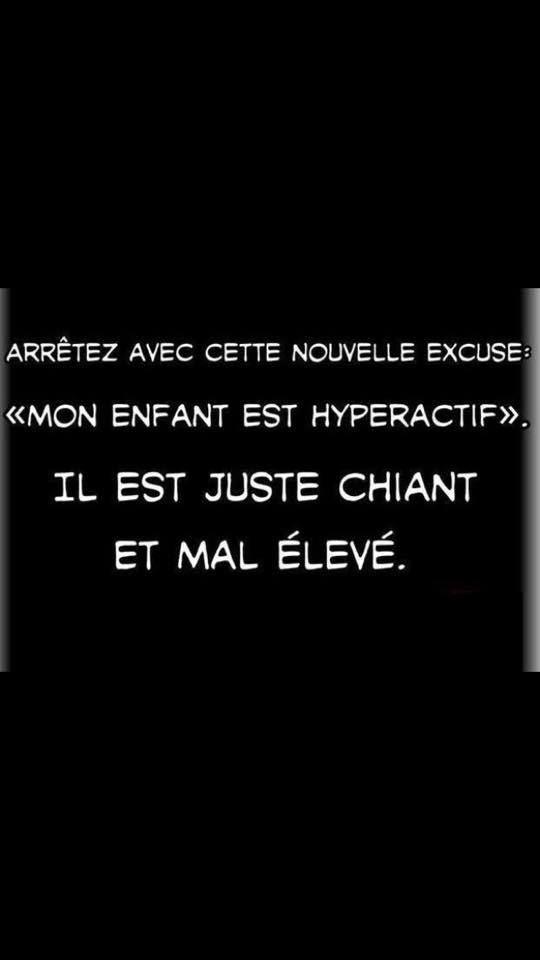 bien vrai ça ! ....reépinglé par Maurie Daboux ❥•*`*•❥