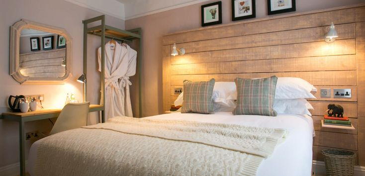 Rooms - The Farmhouse At Mackworth