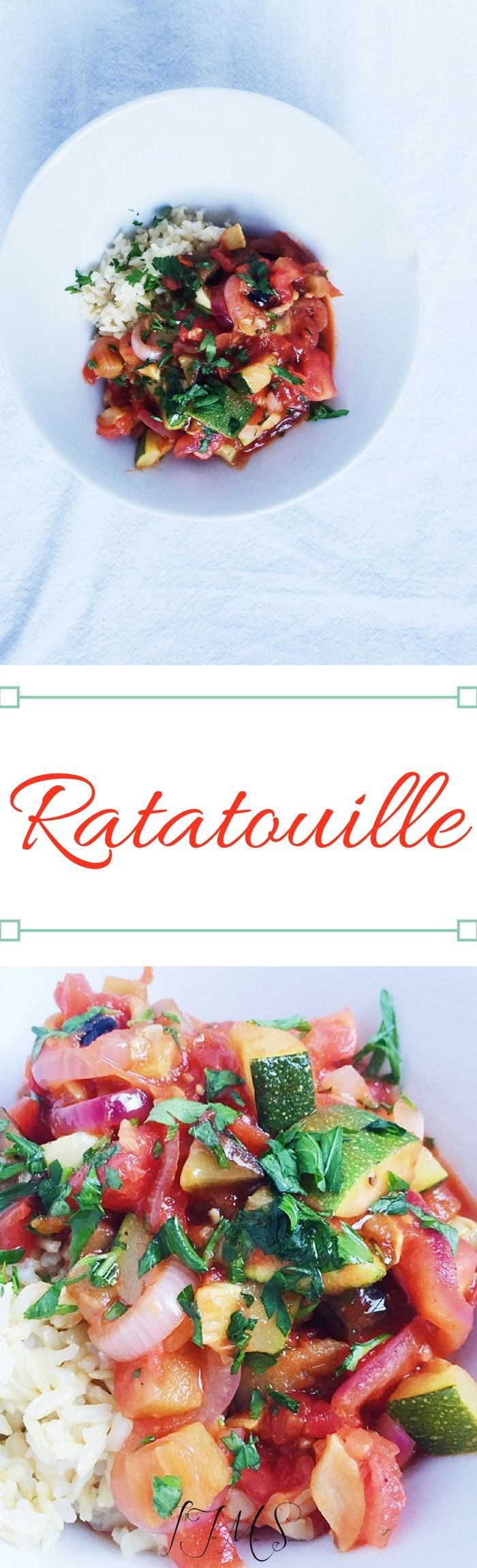 But Ratatouille truly is an incredible summer dish if you think about it. Let me back up here for a second… what exactly is Ratatouille, Marlee???