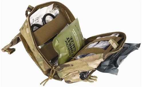 Building Your SHTF Gunshot Survival Kit..Just in case someone is shot. Medical supplies necessary.