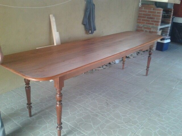 Meson lingue // old table