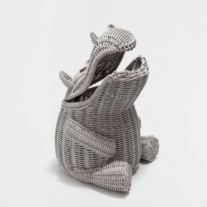 HIPPO BASKET - Baskets - Decoration - KIDS COLLECTION AW16 | Zara Home Romania