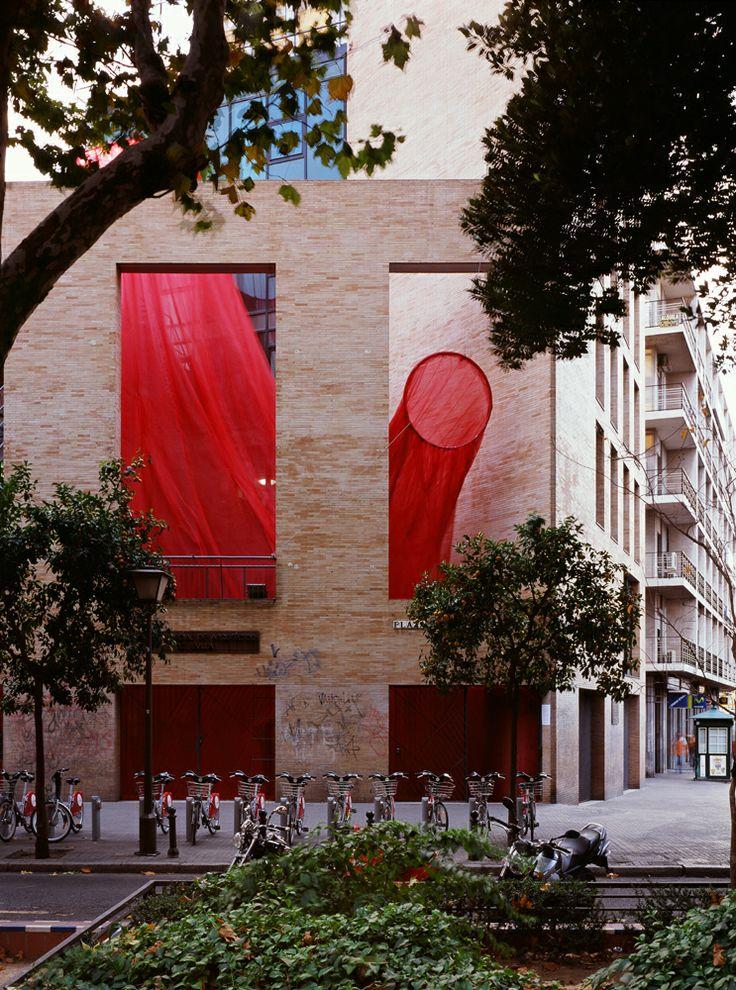 Primer Lugar Concurso Instalación Urbana en la Bienal Internacional de Arte Contemporáneo de Sevilla / Sol89