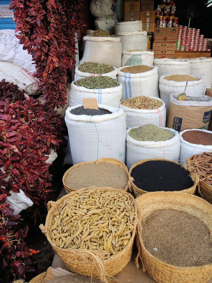 Ariana Market, Tunis, Tunisia. Katrina©B