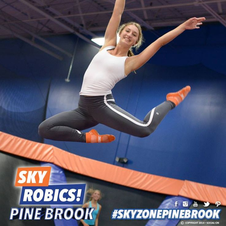 http://anncoupons.com/entertainmentcoupons/item/skyzonesportscoupons Hey SkyRobics and SkyFIT lovers! We've got tons of fitness classes for you! Check out our classes this week: Tuesday(SkyRobics) 12pm-1pm Wednesday(SkyRobics) 6:30pm-7:30pm Thursday(Thursday classes cancelled this week only) Saturday(SkyFIT) 8:45am-9:45am Sunday(SkyRobics) 9am-10am