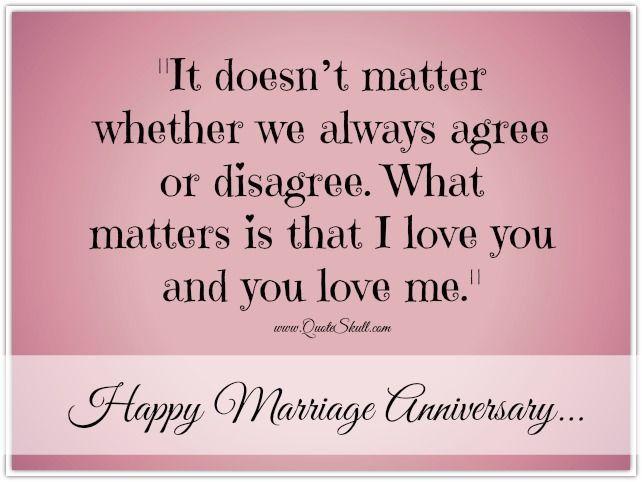 Happy Wedding Anniversary Quotes Brainy Happy Marriage