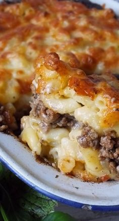 Pastitsio – Greek Macaroni Pie                                                                                                                                                                                 More