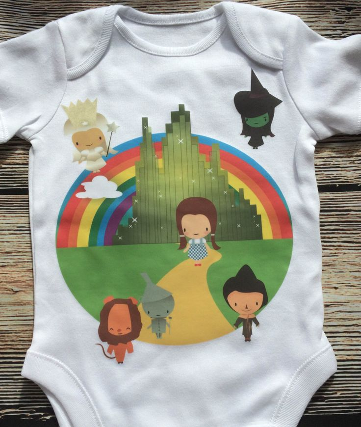 Wizard of Oz baby bodysuit No Ordinary Girl baby outfit by Retrostate by retrostate on Etsy https://www.etsy.com/listing/232630964/wizard-of-oz-baby-bodysuit-no-ordinary