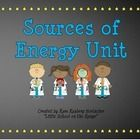This unit contains: •	Energy Sort •	Pictures for Energy Sort •	Sources of Energy Equations •	Sources of Energy in Our Homes •	Sources of Energy in ...