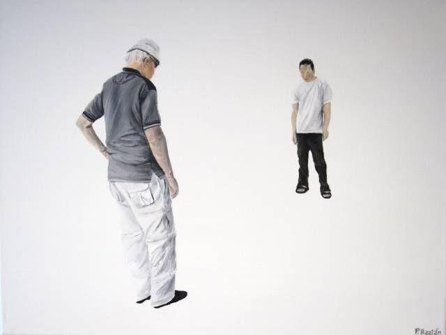 Pedro Baztan - espacio gallery