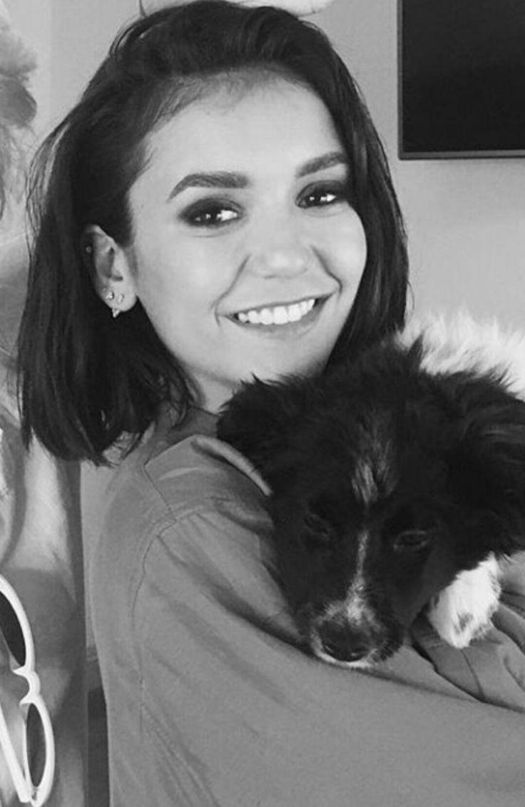 gorgeous Nina & pooch
