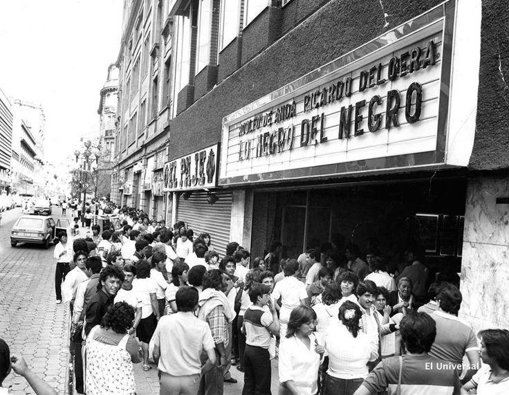 50 fotos históricas de la Ciudad de México (parte 9) - Taringa!