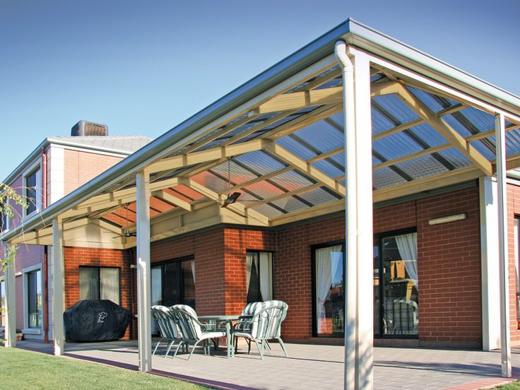 Palram Australia | Residential Pergola Projects