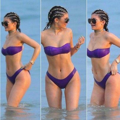 Kylie Jenner Cornrows Birthday 2                                                                                                                                                                                 More
