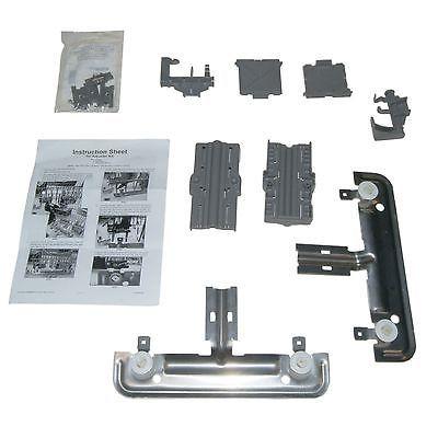 New Factory Original Whirlpool Dishwasher Rack Adjuster Kit W10712395