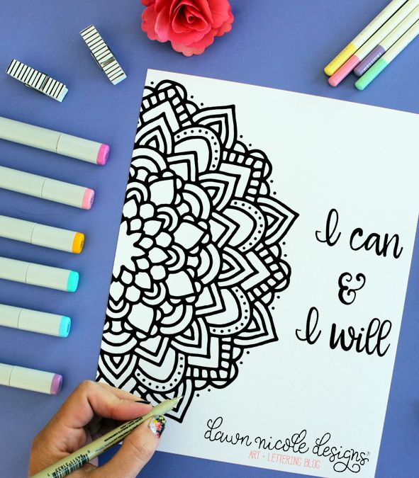 171 best Free Adult Coloring Book Pages images on Pinterest