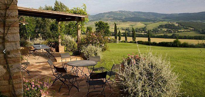 Сказочная итальянская деревня, где отдыхают Барак и Мишель Обама / Всё самое лучшее из интернета