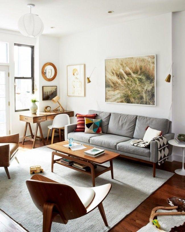 Sxediasmos Salonioy 2016 53 Sygxrones Idees Texnotropies Living Room Decor Apartment Mid Century Living Room Perfect Living Room
