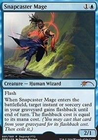 Snapcaster Mage, Magic, Pro Tour Promos