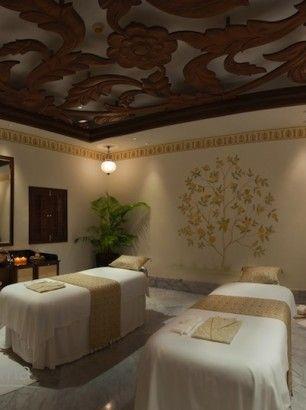 Indian Interiors See More Ceiling Design Spa Falaknuma