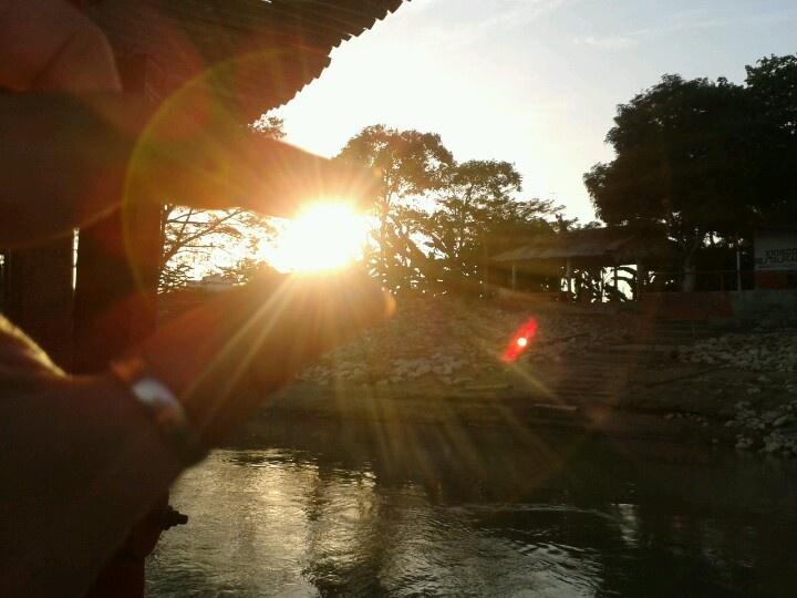 Atrapando un fragmento de luz :) /Sun