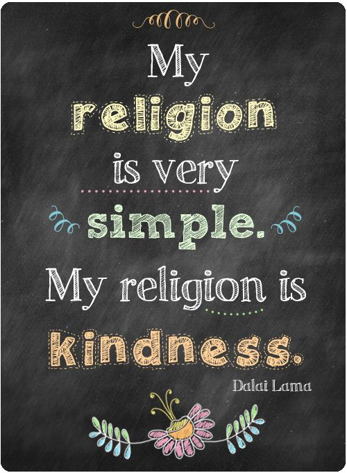 Zitat Dalai Lama...I live by this, and this only