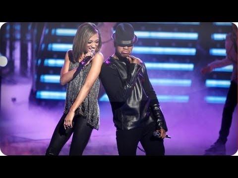 """Ne-Yo: """"Let Me Love You"""" -  #TheVoice"""